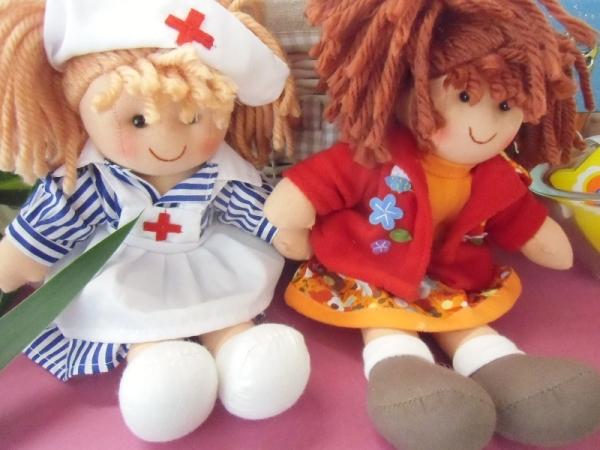 enfermera muñeca