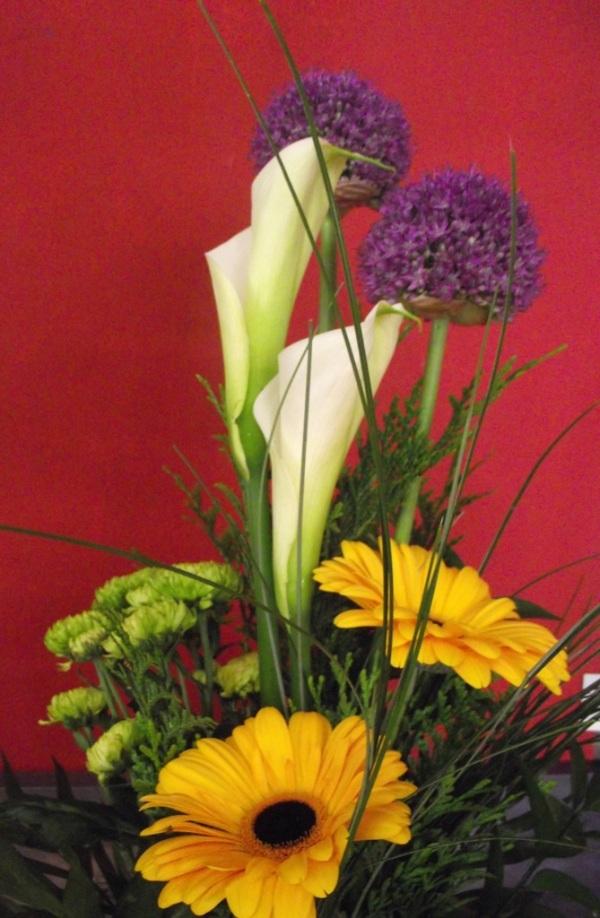 floristería garralda , allium