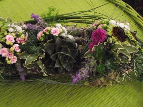 floristeria garralda centro rústico de mesa (2)