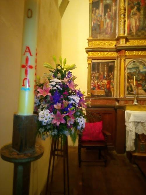 iglesia san pedro en Irotz floristeria Garralda (5)