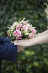 ramo de novia Obanos